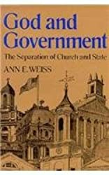 God and Government: The Separation of Church and State