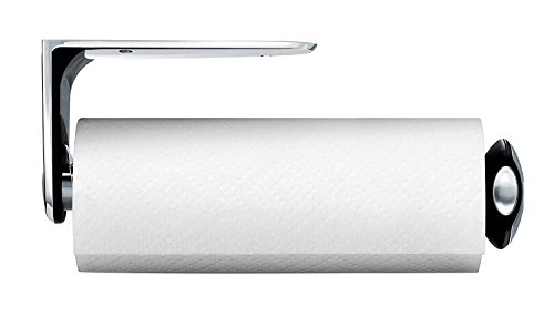 YOSIL Stainless Steel Wall Mount Paper Towel Holder - (Pioneer Tabletop Stand)