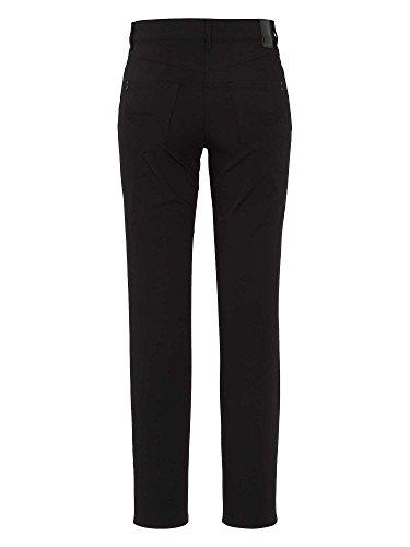 Atelier GARDEUR pantalón informal INGA Slim Fit Mujer Negro