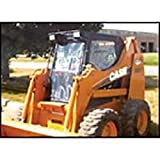 All Weather Enclosure For Case Skid Steers