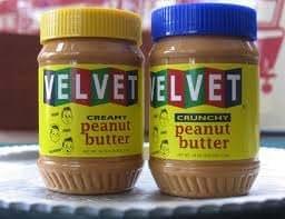 Velvet Creamy Peanut Butter 3 Pack