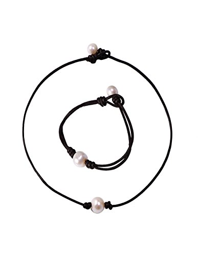 Mudder Imitation Necklace Simulated Bracelet