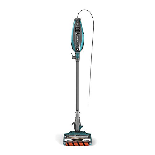 Shark ZS362 APEX DuoClean Upright Bagless Vacuum Cleaner with Zero M Techology, Pet Brush, Crevice Tool, Duster, and Motorized Vacuum Head (Renewed)
