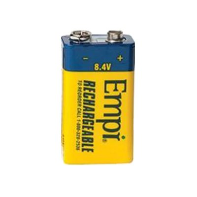 EMPI NiMH Rechargable Battery volts product image