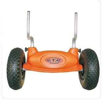 ROTOMOD sit on top - Carro de transporte para piragua kayak autovaciable: Amazon.es: Deportes y aire libre