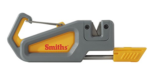 Starter Sharpener - Smith's 50570 Pocket Pal Sharpener and Fire Starter
