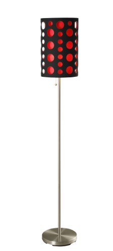red and black lamps - 9