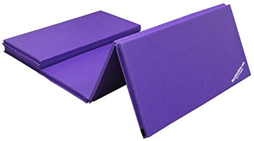 折りたたみマット B00O953N92 パープル