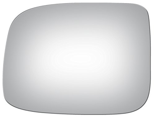 Burco 4027 Flat Driver Side Replacement Mirror Glass for 04-12 Chevrolet Colorado, GMC Canyon (2004, 2005, 2006, 2007, 2008, 2009, 2010, 2011, 2012)