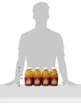 La gente de jengibre bebida, botellas de 32-ounce (paquete ...