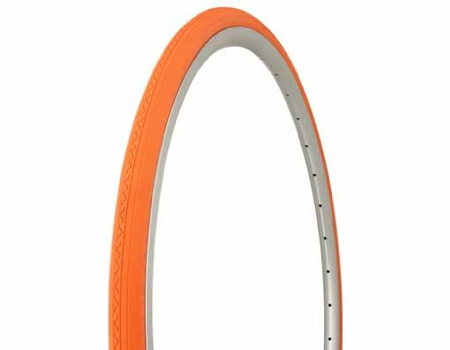 Tire Duro 700 x 28c Orange/Orange Side Wall HF-156. Bicycle tire, bike tire, track bike tire, fixie bike tire, fixed gear tire by Lowrider