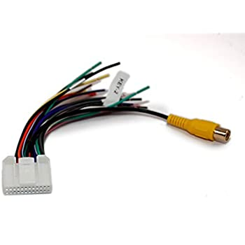 Pyle wiring harness adapter trusted wiring diagrams amazon com xtenzi harness for pyle 24 pin wire harness power plug rh amazon com harley wiring harness diagram dual stereo wiring harness diagram publicscrutiny Gallery