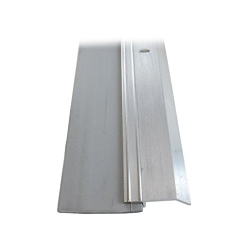 """1-3/8"""" X 48"""" Heavy Duty Aluminum Door Sweep"""