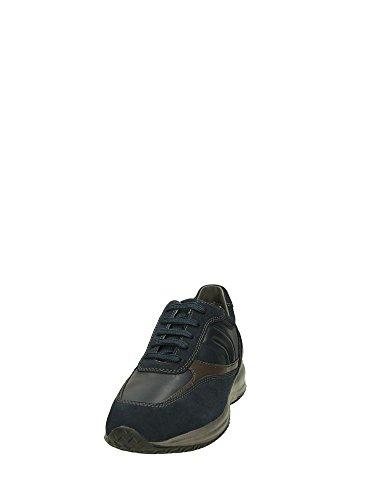 Zapatos para hombre, color marr�n , marca GEOX, modelo Zapatos Para Hombre GEOX UOMO HAPPY A Marr�n Navy/Mud