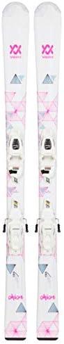 2021 Volkl Chica Junior Skis w/vMotion 4.5 Bindings
