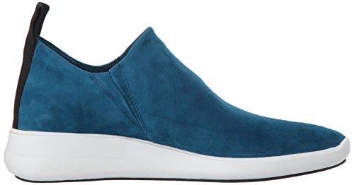 Sneaker Peacock Spiga Marlow Slip Via ON Women's Suede CHqCYXw