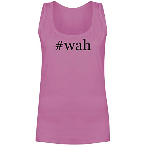 Bbe Wah Pedal - The Town Butler #wah - A Soft & Comfortable Hashtag Women's Tank Top, Pink, Small