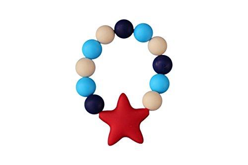 MyBoo Autism/Sensory/Teething Chewable Beads and Star Bracel