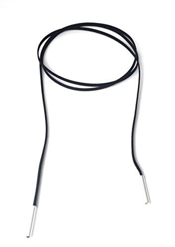 Boho Wrap Tassel Choker Necklace by Malibu Sundry ()