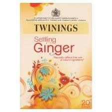 Twinings Ginger 20's 35G