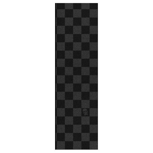 TRUE GRIT Skateboard Deck Griptape Sheet BLACK CHECKERS – DiZiSports Store
