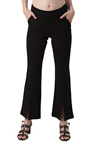 Mode By Red Tape Women's Regular FIT Casual Pants
