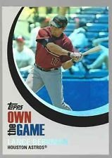 Lance Berkman Baseball (5 Lance Berkman Insert Baseball Cards Lot 2008 Upper Deck Starquest Green Common #Sq-52 2006 Topps Own the Game #Otg14 & Otg5 2003 Topps Mini 2011 Topps Diamond Duos W-brett Wallace #Dd-bw Houston Astros Baseball Cards)