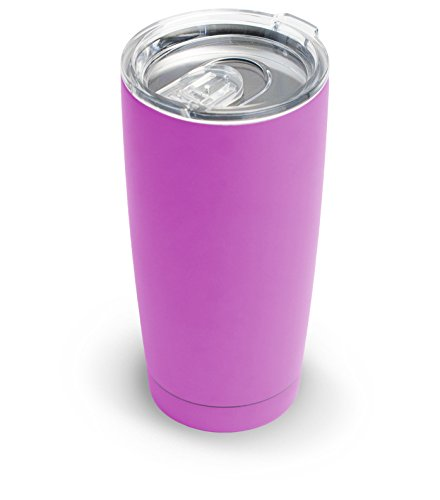 Magnum Steel Tumbler (20 oz, Gloss Pink)