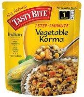 Tasty Bite Vegetable Korma Entree Gluten Free -- 10 oz