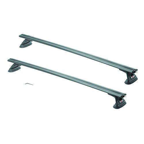 ROLA 59715 51'' Removable Anchor Point Extended APE Series Roof Rack for Mazda 3/CX-7/CX-9, Hyundai Accent by Rola