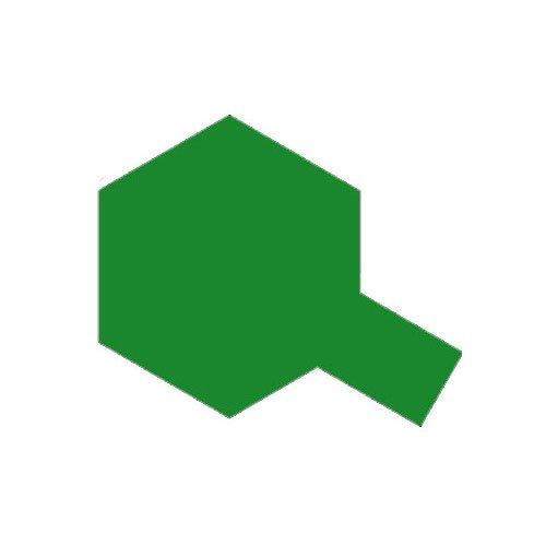 Tamiya Polycarbonate PS-17 Metal Green Spray - Metal Polycarbonate