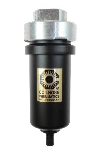 Coilhose Pneumatics 8514M Mechanical Condensate Drain with Metal Bowl, 1/2-Inch FPT by Coilhose Pneumatics