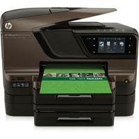 20 Ppm Laser - Hewlett Packard - HP Officejet Pro 8600 Premium Injet Printer, 20 ppm Black/16 ppm Color Speed, 4800x1200 Optimized dpi Color/1200x600 dpi Black Resolution