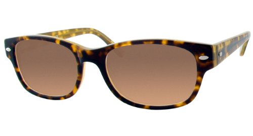 Eddie Bauer Reading Sunglasses - 8212 in Tortoise-Cream with Brown Tint ; +2.50 by Eddie Bauer