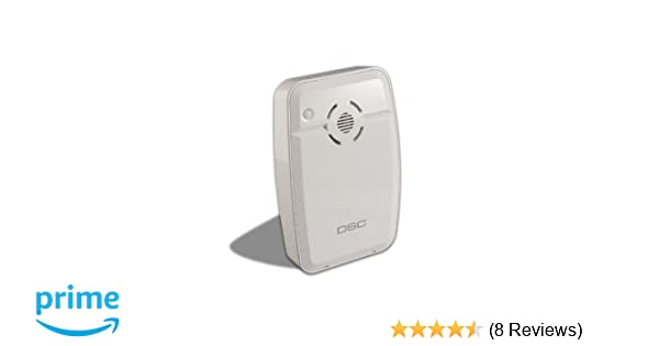 DSC WT4901 2-Way Wireless Indoor Siren