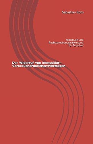 der-widerruf-von-immobiliar-verbraucherdarlehensvertrgen-handbuch-und-rechtsprechungsauswertung-fr-p