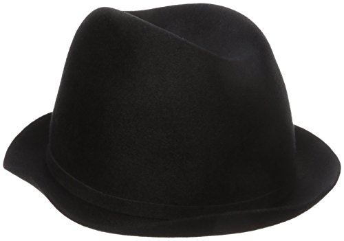 Kangol Wool Player - Kangol Men's Staple Player, Black, Large