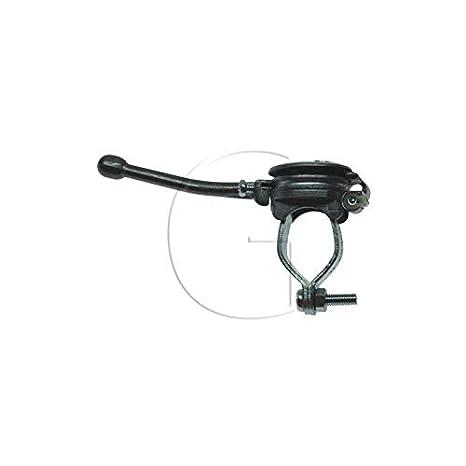 Mando de accelerateur y de embrague para desbrozadora 23 - 27 mm: Amazon.es: Bricolaje y herramientas
