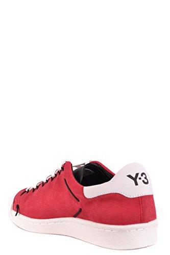YOHJI Rot YAMAMOTO Y ADIDAS Leder AC7482 3 Sneakers Herren qzCUEwA