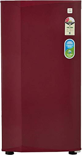 Godrej 181 L 2 Star ( 2019 ) Direct-Cool Single-Door Refrigerator (RD AXIS 196 WRF 2.2, Wine Red)