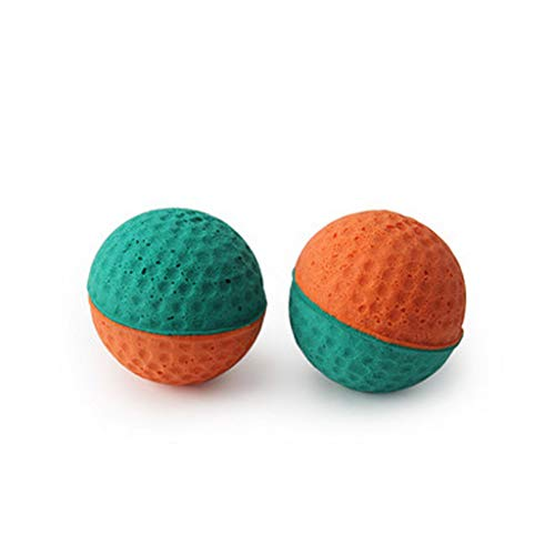 Funny Pets Toys, Cat Latex Ball Candy Color