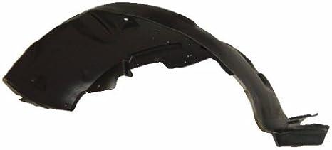 OE Replacement Mitsubishi Outlander Front Driver Side Fender Inner Panel Partslink Number MI1248122