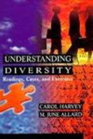 Understanding Diversity: Readings, Cases, and Exercises
