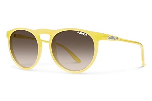 Smith Optics Adult Marvine Archive Carbonic Sunglasses Lemon/Brown Gradient Lenses (Smith Sonnenbrillen Pivlock)