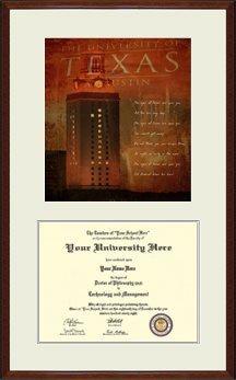 University of Texas Diploma Frame