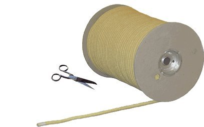 100 ft (30m) roll 3/8 inch (10mm) Braided Kevlar Rope by Home of Poi (Image #1)