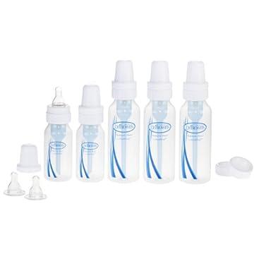 Dr. Brown's BPA-Free Natural Flow Bottle Newborn Set
