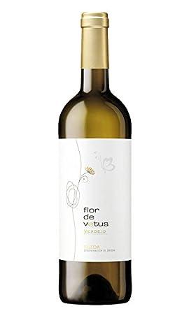 Vino blanco flor de vetus