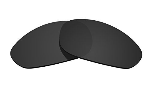 Brand New Littlebird4 1.5mm Polarized Replacement Lenses for Oakley Straight Jacket Sunglasses - Multiple Options (Dark - Lens Jacket Oakley Straight