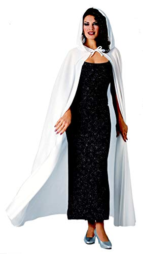 Rubie's Costume Co Full Length Why Hood Cape -